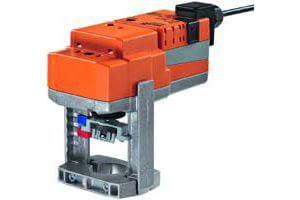 Электроприводы для седельных клапанов